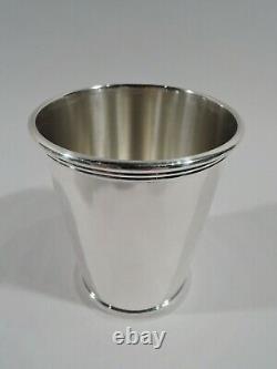 Alvin Mint Juleps S251 Set 12 Barware Julep Cups American Sterling Silver
