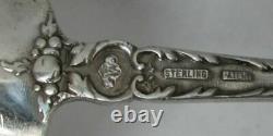Alvin Nuremberg Sterling Silver 8 3/8 Gravy Ladle