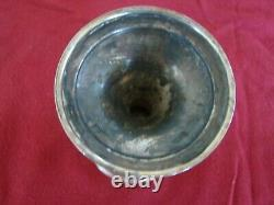 Alvin Sterling Silver 5249 Water Goblet 6 3/4 Free U. S. Shipping