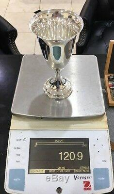Alvin Sterling Silver Goblet Four Available S249