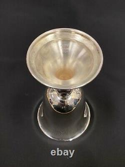 Alvin Vintage #S250 Sterling Silver Water Wine Goblet