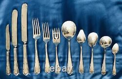 Francis I By Alvin Sterling Silver 11 Piece Place Setting for Thanksgiving