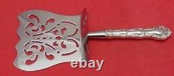 French Scroll by Alvin Sterling Asparagus Server Hooded HHWS Custom Made 9 1/2