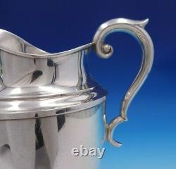 Jenny Lind by Alvin Sterling Silver Water Pitcher #S831 9 x 7 3/4 (#4852)