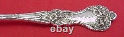 Majestic by Alvin Sterling Silver Salad Fork 4-Tine with Bar Pierced 5 7/8