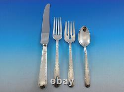Miss America by Alvin Sterling Silver Flatware Set for 6 Service 36 Pieces