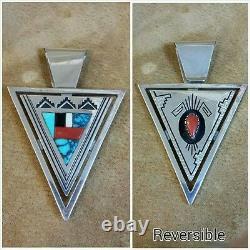 Necklace (N24) Alvin Begay HUGE Custom Necklace