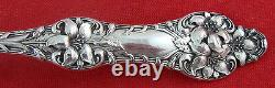 OLD ORANGE BLOSSOM by Alvin Sterling Silver LG. BERRY SPOON