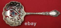 Orient by Alvin Sterling Silver Nut Spoon Pierced 4 1/2 Antique Serving