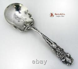 Raphael Alvin Berry Spoon Sterling Silver 1902