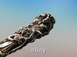 Raphael by Alvin Sterling Silver Confection Spoon 6 1/8 Pierced Bowl Figural