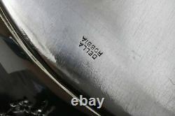 Rare Alvin Della Robbia Sterling Silver Tray