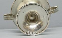 Small 1920 Sterling Silver Trophy by Alvin