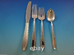 Southern Charm by Alvin Sterling Silver Flatware Set for 12 Service 96 Pieces