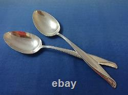 Spring Bud by Alvin Sterling Silver Flatware Set For 12 Service 88 Pieces