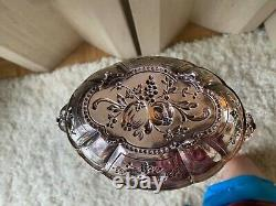 Sterling Silver 925 Antique Bowl 135 Grams