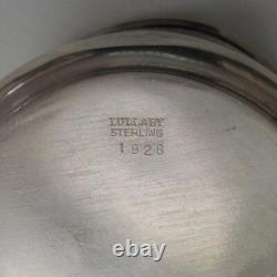 Vintage Alvin LULLABY Sterling Silver Miniature Baby Cup # 1928