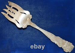 Alvin Raphael Large Sterling Cold Meat Fork 9 1/4 124g No Monogram