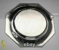 Alvin Richmond Sterling Silver 10 Chargeur De Plaques Some Wear, Nice Replacement