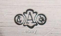 Alvin Silver Scent Avec Superposition D'argent. Marquage Original D'alvin 1886