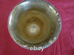 Alvin Sterling Argent 5249 Gobelet D'eau 6 3/4 Livraison Gratuite U.s.