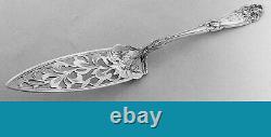 Belle Pierre 8 3⁄4 Sterling Silver Pastry Server Par Alvin Fleur De Lis 50g M