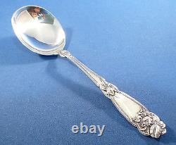 Fleur De Lis-alvin Sterling Gumbo Soup Spoon(s)