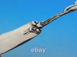Raphaël Par Alvin Sterling Silver Poignée Plate Spreader 5 1/8 Art Nouveau
