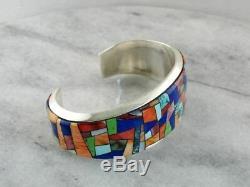 Superbe Alvin Yellowhorse Navajo Bracelet